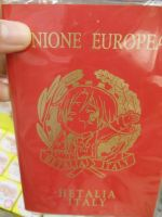Italy's Passport by Allyerion