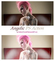 PS Action - Angelic by FashionVictim89