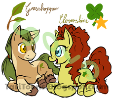 Pony Adoptables 2 - Sold by TariToons