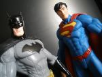 DC Collectibles NEW 52 Batman and Superman by BlueNinjaXX
