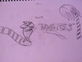 Unless... by Bambrixbam