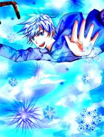 Jack Frost-Flying Sky High by Shu-Ai