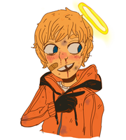 Kenny McCormick by TvRadiohead