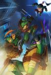 TMNT! by geeshin