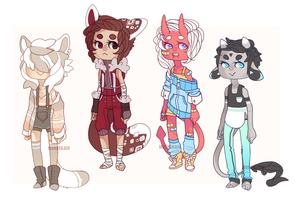 adoptables / closed / by Mordekaih