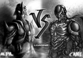 Alpa Vs Cane by wacko27
