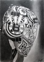 Tuukka Rask Boston Bruins by Jaki33