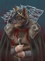 King in the North by Wilmar-Ballespi
