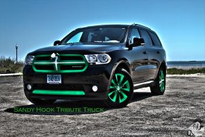 Sandy Hook Tribute Truck HDR 1 by patganz