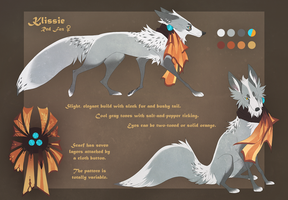 Klissie Reference Commission by Sheylu