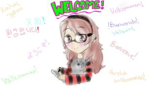 Welcome! ID by LilAwesome1
