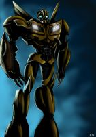 Bumblebee-Transformers Prime by Raikoh-illust