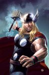 The mighty Thor by Rennee