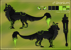 Uranium's Reference sheet [May 2013] by Peace-Colby