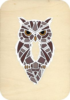Owl by frydesigns