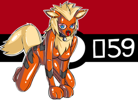 Arcanine Suit by argrim