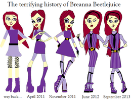 The terrifying history of Breanna Beetlejuice by GirlsGoneWild101