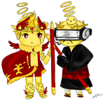 gold pairs by Kahy-Kahwee