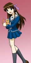 Anime fanart FRUITS BASKET by ArthurT2015