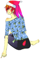 Yet Another Lavi :gift4Frii: by Zoku-chan