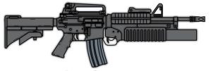 M4A1 by lemmonade