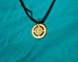 Gears pendant by pwcca87