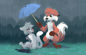 Friends don't leave friends behind by yassui