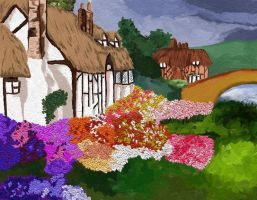 country cottage rework by mannafig