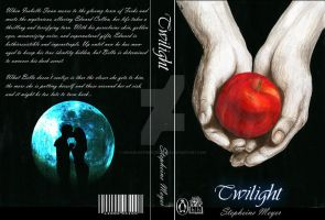Twilight Book Cover Series 3rd by KnucklesTheEchidna53