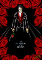 Phantom of the Opera by LoneWolf-dragon