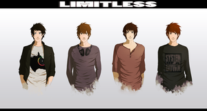 [Limitless] The Boys by Marina-Shads