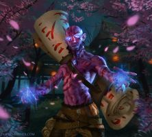 Art of Revelry 2 - Ryze by JasperSandner