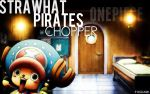 Straw Hat Pirates, Chopper. by fogdark