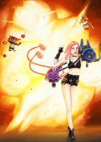 - Recolor Jinx - by LilyNion