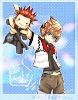 KH2: Got Axel? by otaku-hos