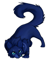 Nelf Kitten Druid LAMBERT by jyotsana