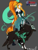 Hyrule Warriors ~ Midna human by miss-lollyx-33