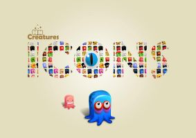 Creatures Icons by H-ALMOKHTAR
