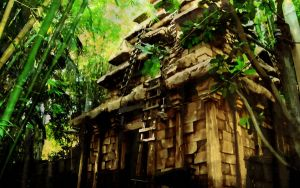 Temple of Mara - widescreen by SquirrelyGRRL