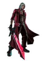 Dante render by WahaAdnan