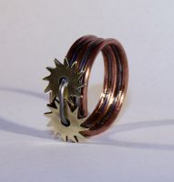 Steampunk ring 2 by TheCraftsman