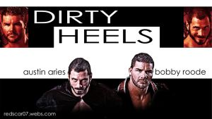 Dirty Heels - 1600x900 by RedScar07