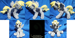 Derpy Hooves Bendy Pattern by kiashone