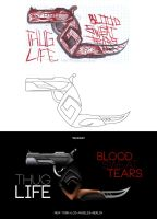 Thuglife Evolution by 96design