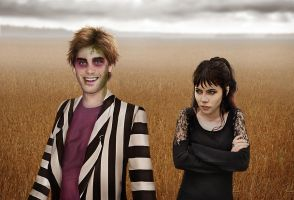 Beetlejuice by DominiqueWesson