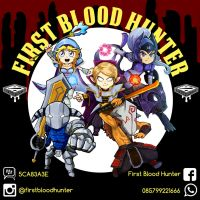 First Blood Hunter Squad by smokeragon