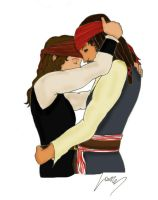 Hold Me by CaptainLaura