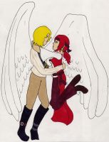 Without you I could never fly by Nami-Satu