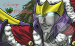 Merry Christmas 2010 by Laserbot