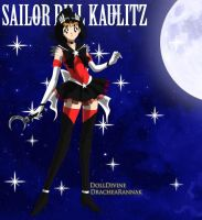 Sailor Bill Kaulitz by nejicanspin